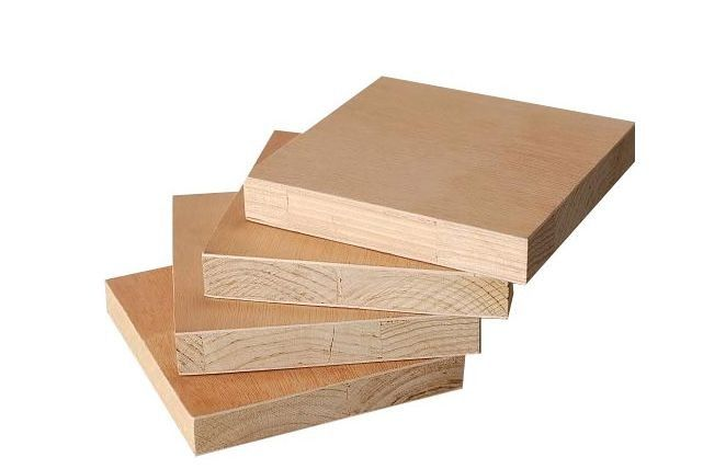Fancy Commercial Block Board / High Bending Strength Block Board Sheets